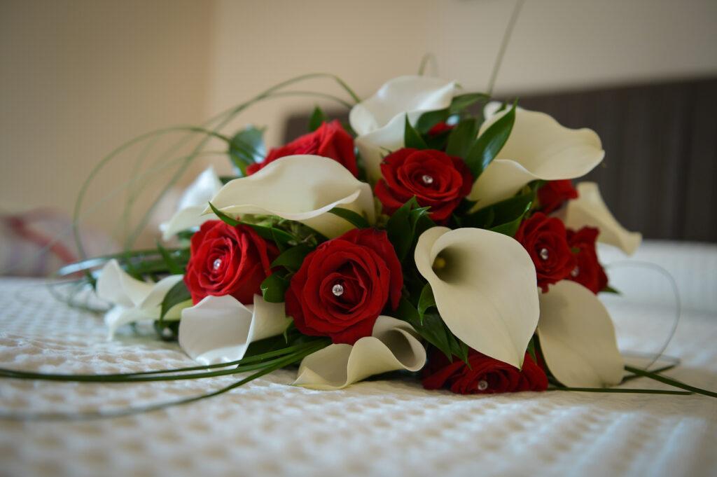 bouquet Federica e Simone